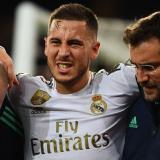 Hazard reconoce que esta ha sido la peor temporada de su carrera