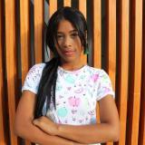Hacer rap es para Melisa una forma de revolucionar y evidenciar problemáticas como la discriminación.