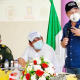 Gobernador de Sucre promete justicia en el crimen del abogado Tulio Maury