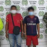 Capturados cuando transportaban cadáver a bordo de una canoa en Córdoba