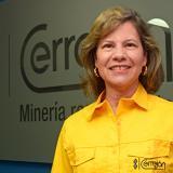 Claudia Bejarano, presidente de Cerrejón.