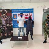 Capturado presunto cabecilla del Clan del Golfo en el sur de Córdoba