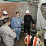 Comienzan trabajos preliminares de obras en hospitales de Cartagena