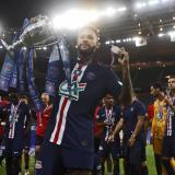 Neymar devuelve la Copa al PSG