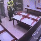 En video | Así ingresaron falsos policías a sucursal bancaria