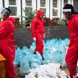 Sudáfrica: 400.000 contagios de COVID-19 y una pandemia en cuatro tiempos