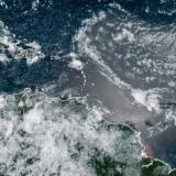 Tormenta Gonzalo se desplaza al norte de la costa de Venezuela
