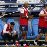 Mbappé será baja en la Champions por un esguince en el tobillo