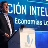 El presidente del BID, Luis Alberto Moreno.