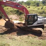 Inician trabajos de mantenimiento en el arroyo Gallego, en Candelaria