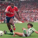 Albeiro 'el Palomo' Usuriaga fue figura indiscutida de Independiente.