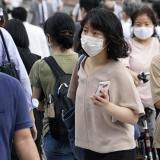 Descartada la alerta sanitaria en Japón a pesar de niveles récord de covid-19