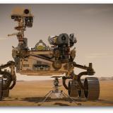 El rover despegará acoplado al cohete Atlas V a las 07:50 hora local. Recorrerá 500 millones de kilómetros.