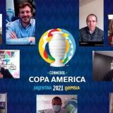 Conmebol retoma organización de la Copa América con las sedes en Colombia