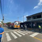 En video | Incendio consume una carpintería en Chiquinquirá