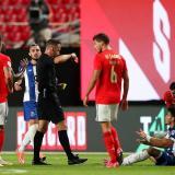 Luis Díaz, expulsado, logra el doblete con el Porto