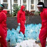 Sudáfrica supera el medio millón de casos de COVID y África bordea el millón