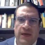 Iván Cancino, abogado de Diego Cadena.