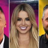 Iván Vélez, Daniella Durán y José González serán protagonistas en el reality.