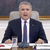 Duque ratifica apoyo a candidato de EEUU a Presidencia del BID