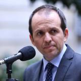 Ernesto Lucena, ministro del Deporte de Colombia.