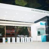Sede de la Universidad Autónoma del Caribe.