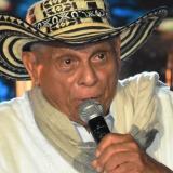 El maestro Adolfo Pacheco Anillo.