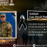 Disidencias de las Farc asesinan a un soldado sucreño