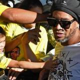 Ronaldinho guacho.