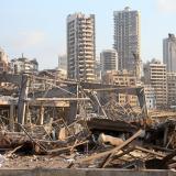 Suben a 171 los muertos por la explosión de Beirut