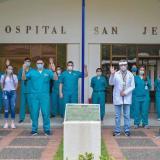 Misión médica en Córdoba entrega balance positivo