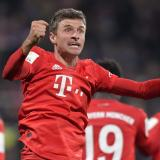 Thomas Müller, delantero del Bayern Munich.