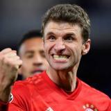 Müller le quitó importancia al hecho de que este viernes se convertirá en el jugador del Bayern con más partidos en la Liga de Campeones al superar a Philipp Lahm.