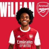 Willian ficha por el Arsenal, tras no renovar con el Chelsea
