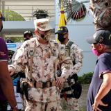 En video   Gaula rescató a dos personas secuestradas en la Zona Bananera