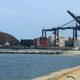 Cercanías del Puerto de Santa Marta. Imagen de referencia.