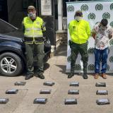 En video | Policía incauta de 48 kilos de cocaína en el Golfo de Morrosquillo