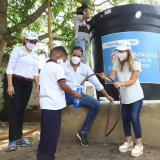 Zona rural de Sabanalarga tendrá agua potable 24 horas