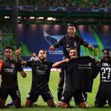 Dos equipos franceses en semifinales por primera vez en la historia