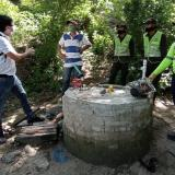 Sellaron construcciones ilegales en Santa Marta