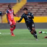 Independiente del Valle festejó una victoria 4-2 sobre El Nacional en el reinicio del fútbol ecuatoriano.