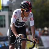 Egan Bernal espera defender el título del Tour de Francia 2020.