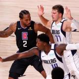 Kawhi Leonard, estrella de los Clippers.
