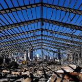 Sigue búsqueda de desaparecidos, dos semanas después de explosión en Beirut