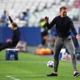 El director técnico alemán se lamentó de la discreta presentación de su equipo en semifinales.