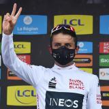 Egan Bernal, actual campeón del Tour de Francia, buscará defender el título.