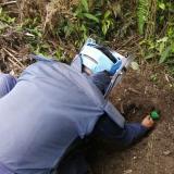 Realizan acciones para  desminar campos en el terrirtorio colombiano.