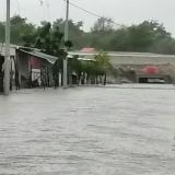 Fuerte aguacero causó estragos en Ciénaga, Magdalena