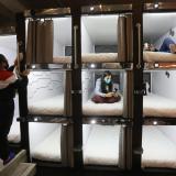 Hospedaje en cápsulas, la alternativa que ofrecen emprendedores en Colombia