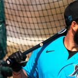 En video   Jorge Alfaro reapareció con un hit en triunfo de los Marlins